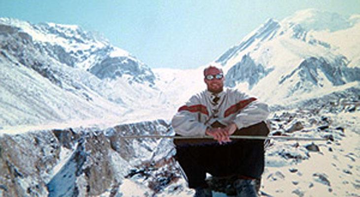 """""""Mit trek ved Annapurna"""" af Lars Lauridsen"""