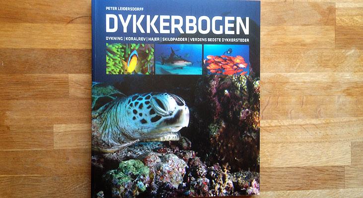 """""""Dykkerbogen"""" nu også som præmie på Rejsejulekalenderen 2013"""