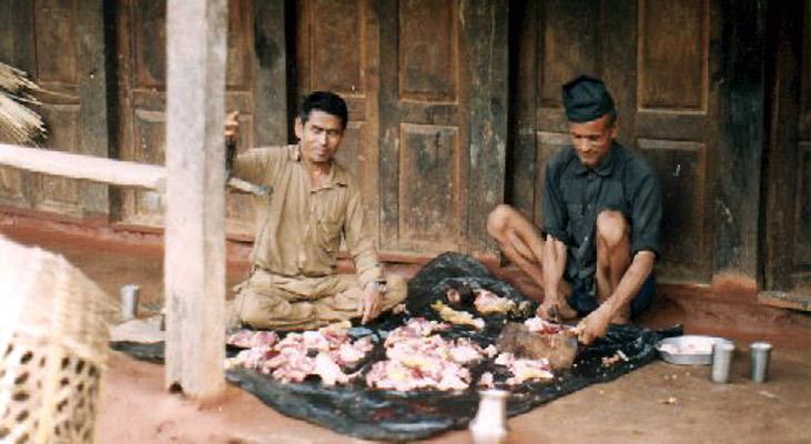 """""""Drømmen om Nepal"""" af Torben Linnemann Nielsen"""