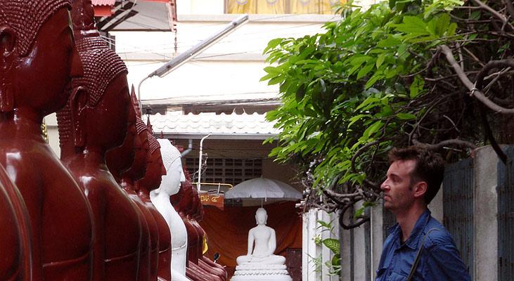 """""""Jeg elsker Bangkok – sådan kommer du også til det"""" af Kenneth Karl Nielsen"""