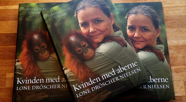 """""""Kvinden med aberne"""" – præmie fra DANexplore"""