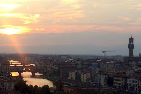 Firenze i Italien