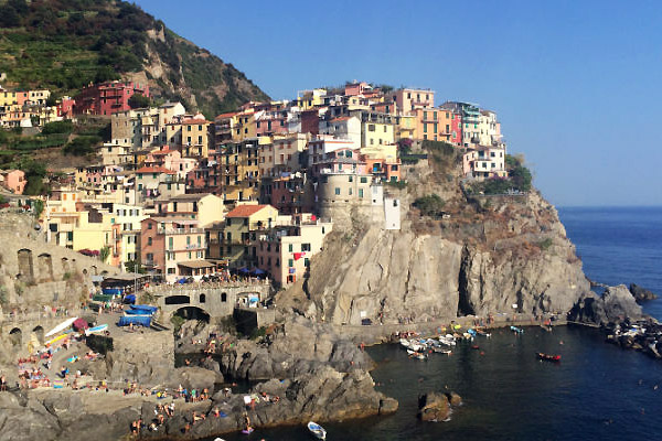 By i Italien