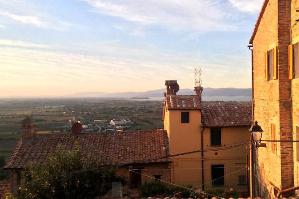Udsigt i Italien