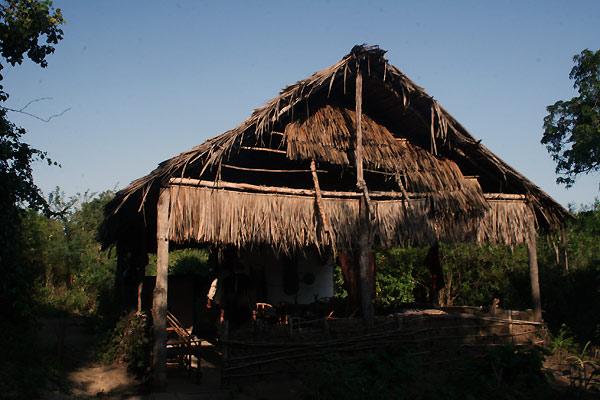 hytte i Tanzania