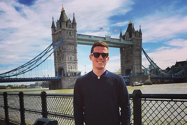 Rejsekris i London
