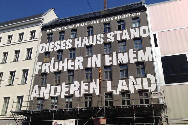 Hus i Berlin