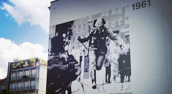 """Berlin & jeg"" af Sissel-Jo Gazan"