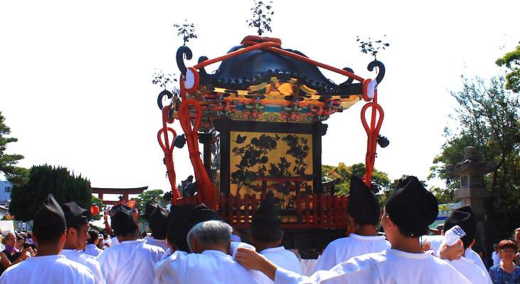 """""""Matsuri – festivaler i Japan"""" af Inger-Marie Shiraishi Nielsen"""