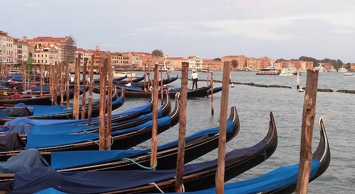 """""""Venedig – min drømmeby"""" af Pia Hansen"""