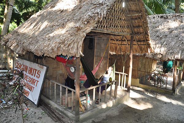 Hytte på Andamanerne