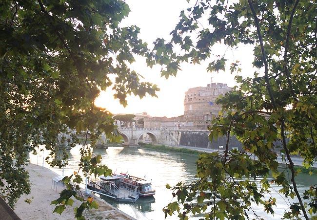 Smuk udsigt i Rom