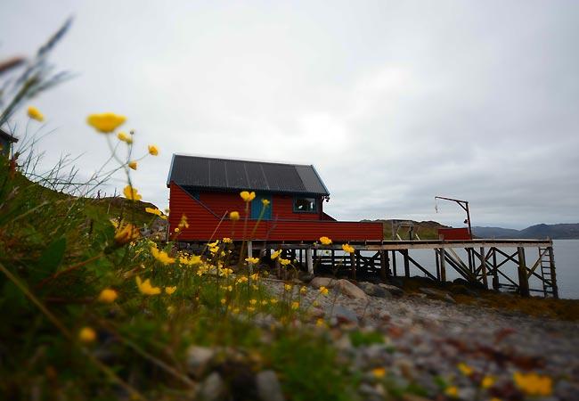 Hytte i Nordnorge