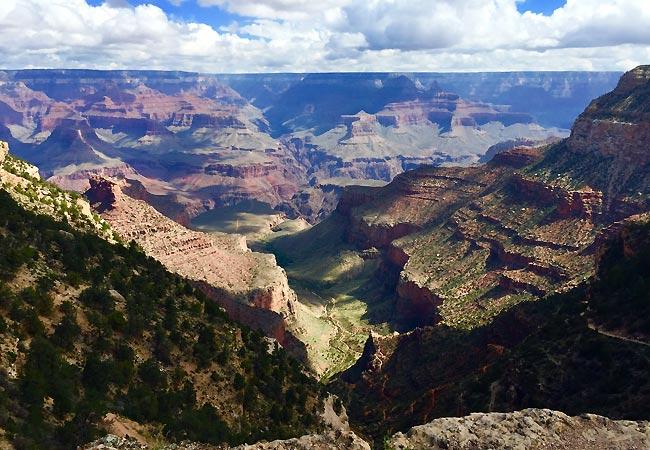 Smukke, smukke Grand Canyon