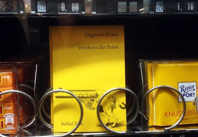 Digtsamling i Berlin