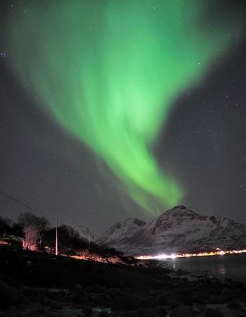 Nordlys i Nordnorge