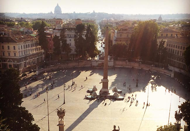 Rom er fyldt med fantastiske pladser