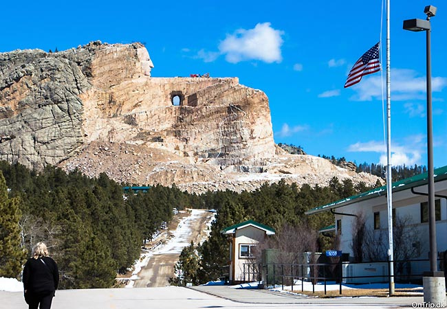 Crazy Horse South Dakota Annette Seier