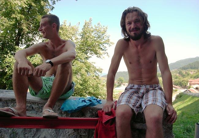 Bosniske brødre i Visegrad
