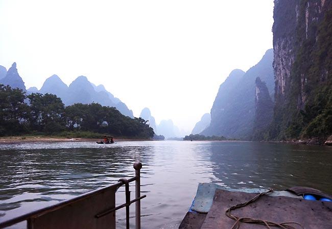 Li-floden ved Langshi
