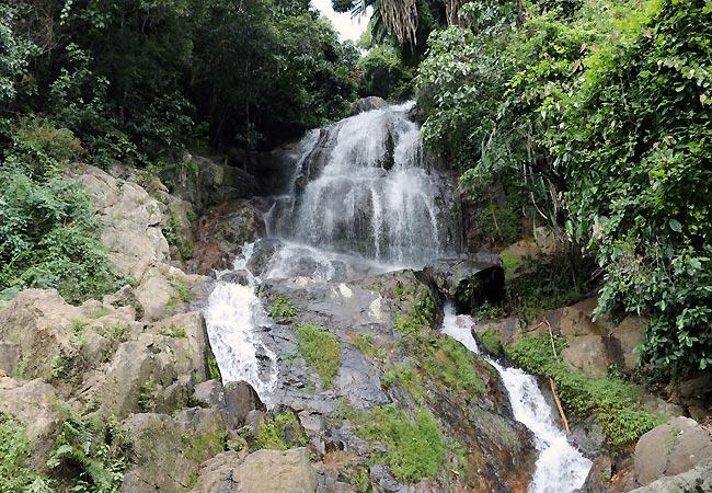 Na Muang 2 vandfald i Thailand