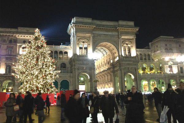 Jul i Milano - Rejsejulekalenderen